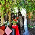 Shangri-Lao tree house restaurant