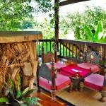 Shangri-Lao tree house restaurant 1