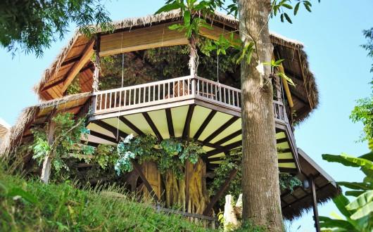 Shangri-Lao tree house